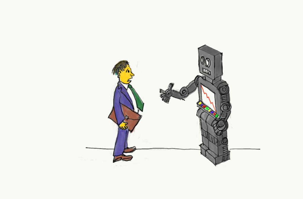 Will intelligent robots replace recruiters?